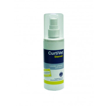 CURTIVET LOCIÓN PLANTAR SPRAY 125ML.