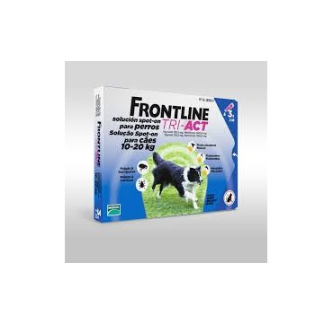 FRONTLINE TRI-ACT 10-20 KG 3PIP.