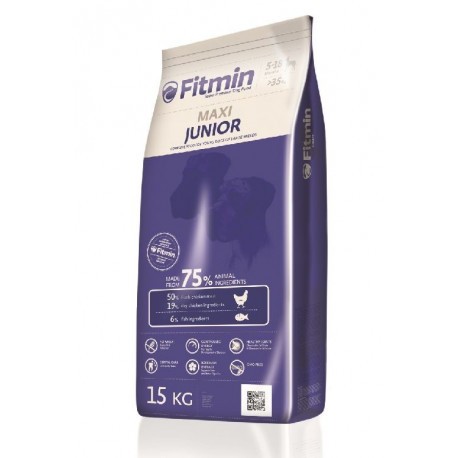 FITMIN MAXI JUNIOR 15KGS.