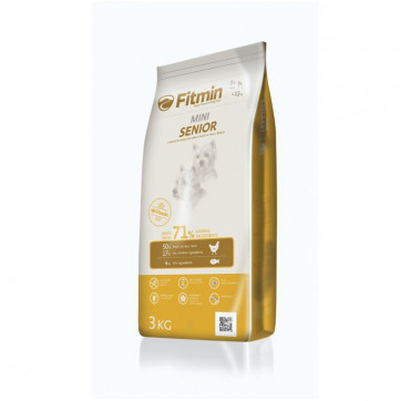 FITMIN MINI SENIOR 3KGS.