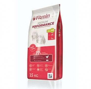 FITMIN MEDIUM PERFORMANCE 15KGS.