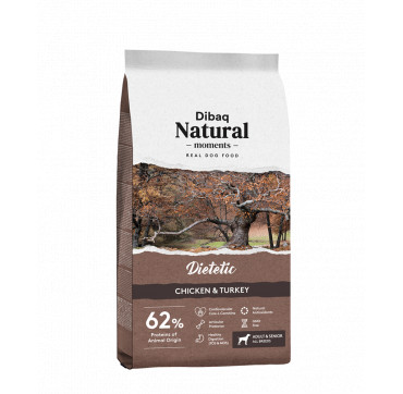 DNATURAL MOMENTS DIETETIC 15 KGS.