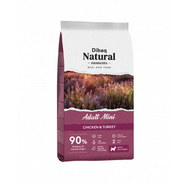 DNATURAL ADULT MINI 3KGS.
